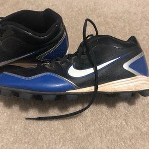 Nike Baseball Cleats — size 10